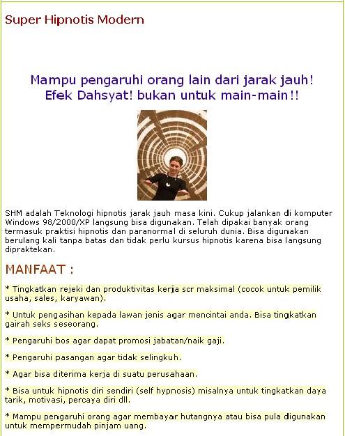 hipnotis online